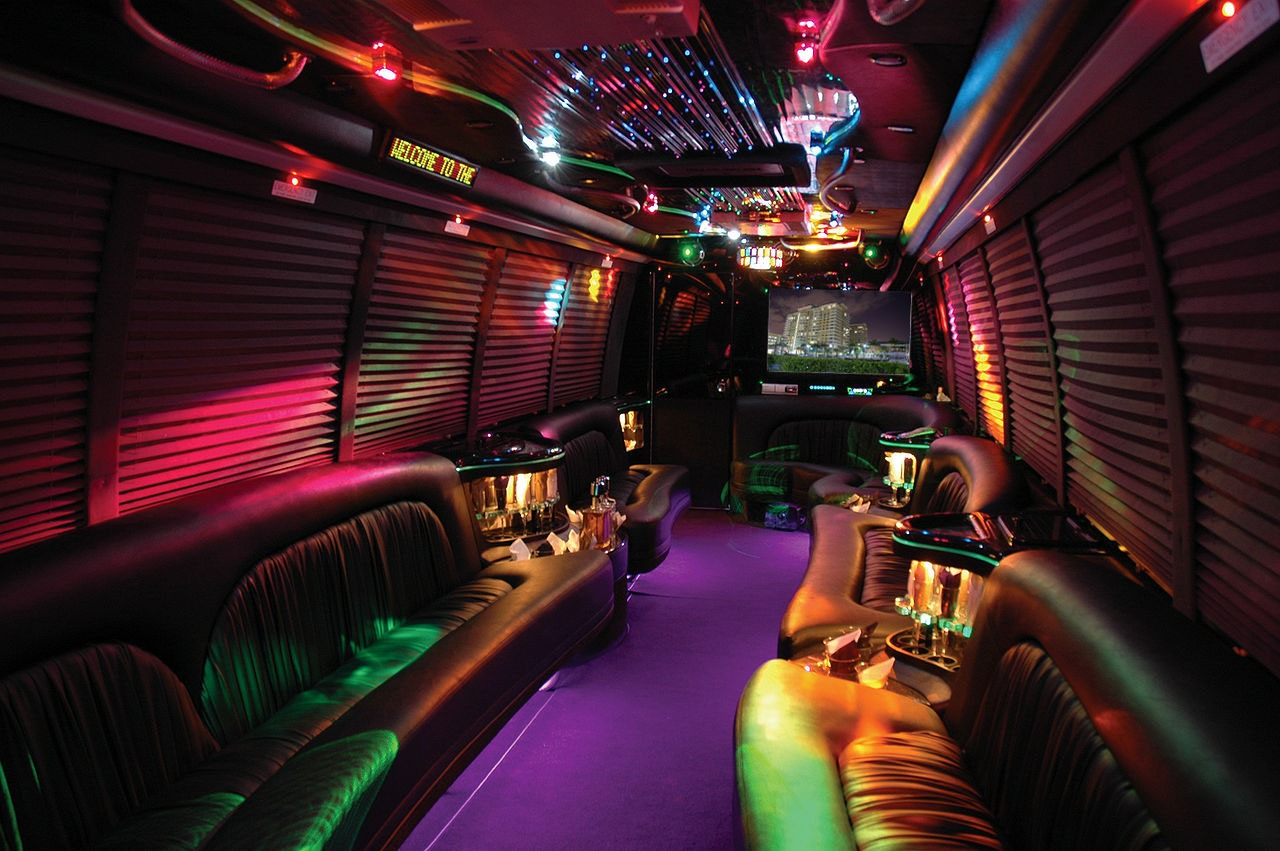 How To Plan An Awesome Bachelor Party Using A Party Bus Rental A1a Limousine