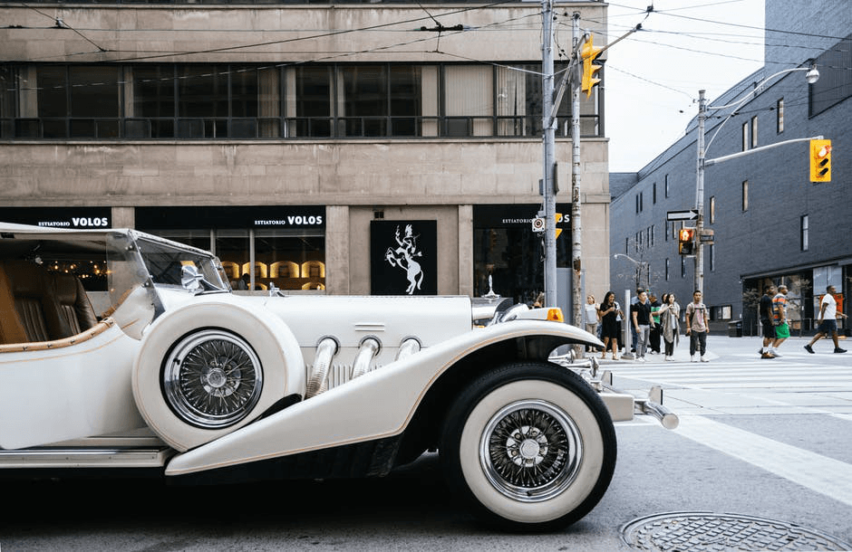 Wheel of Time: A Brief History of the Limousine