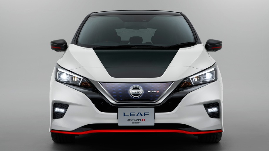 New Nissan Leaf Nismo Brings Style to the Emerging EV Market