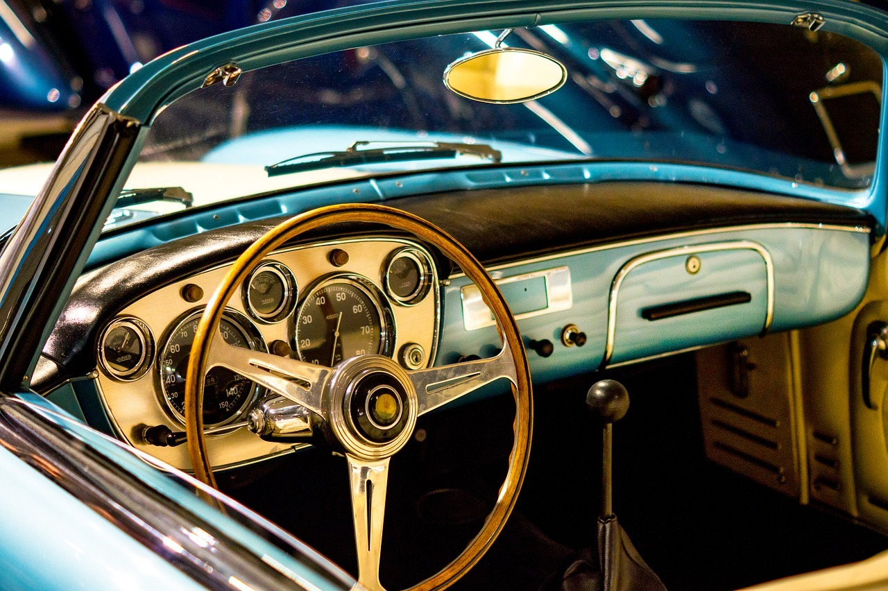 The Benefits of Professional Classic Luxury Car Restoration ...
