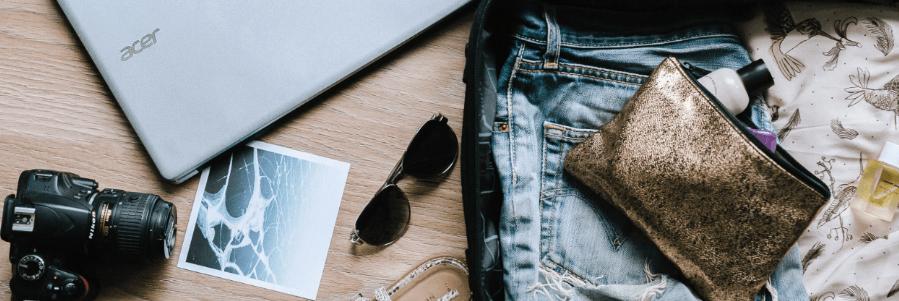Pack Light For Travel