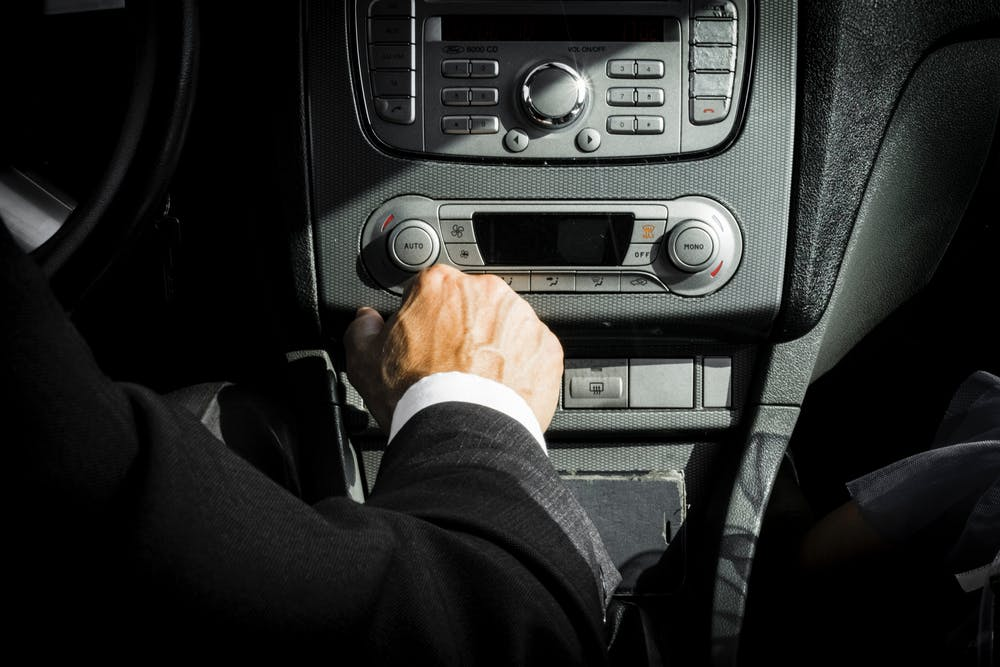 chauffeur navigation